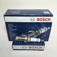 Cвеча зажигания марки BOSH (двойной иридий\ Hyundai Solaris IV, Kia Soul II 1.6/1.6 GDI 10-1)