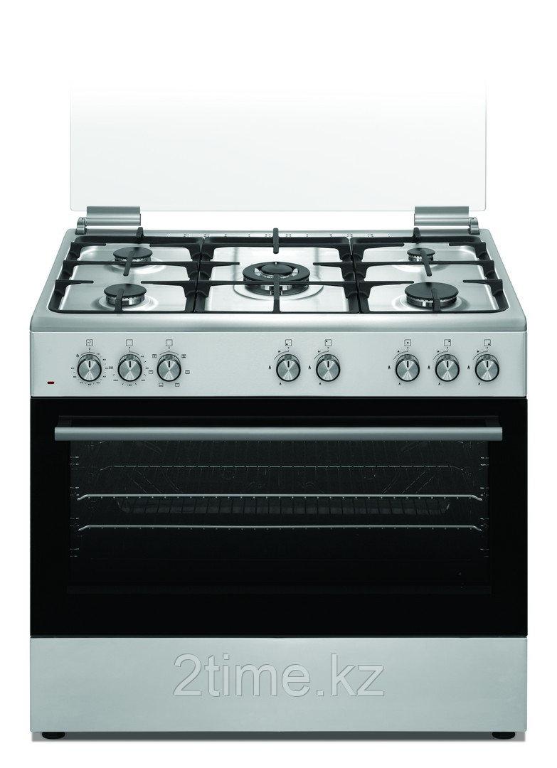 Встраиваемая газовая плита DANKE 6400 W CFF inox 2