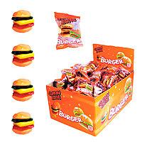 "GUMMI ZONE Мармелад ""Бургер Мини"" 8 гр. HALAL / Упаковка 60 шт. / Индонезия"