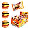 "GUMMI ZONE Мармелад ""Бургер Биг"" 32 гр. HALAL / Упаковка 18 шт. / Индонезия"