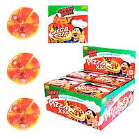 "GUMMI ZONE Мармелад ""Пицца XXL 6 кусочков"" 23 гр. HALAL / Упаковка 24 шт. / Индонезия"