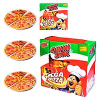 "GUMMI ZONE Мармелад ""Пицца Гигант 8 кусочков"" 120 гр. HALAL / Упаковка 10 шт. / Индонезия"