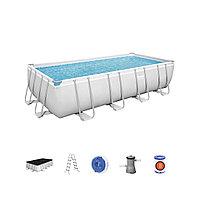 Каркасный бассейн Bestway 488х244х122 см с фильтр насосом