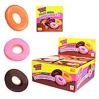"GUMMI ZONE Мармелад ""Пончики Микс 3 шт."" 23 гр. HALAL / Упаковка 24 шт. / Индонезия"
