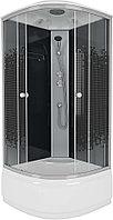 Душевая кабинка NIAGARA NG-7507-14 (800х800х2150) высокий поддон(40см) стекло МОЗАИКА 4 места (NG-7507-14)