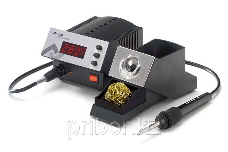 ERSA Digital 2000A TECH TOOL Паяльная антистатическая станция 0DIG20A64