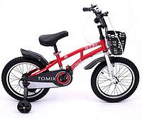 Велосипед 4-6 лет Tomix WHIRLY 16, красный