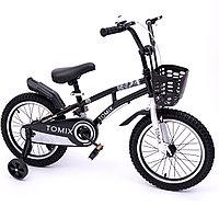 Велосипед 4-6 лет Tomix WHIRLY 16, черный