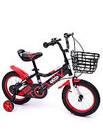 Велосипед 3-5 лет Tomix JUNIOR CAPTAIN 14, красный