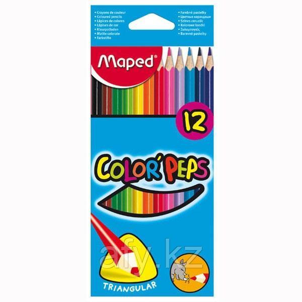 Цветной карандаш maped 183212