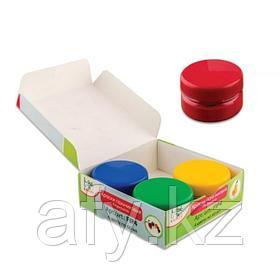 Краски пальчиковые 4 цвета