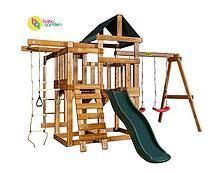 Детская игровая площадка Babygarden Play 8 (цвет в ассортименте) (Темно-зеленый)