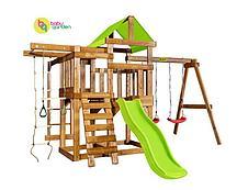 Детская игровая площадка Babygarden Play 8 (цвет в ассортименте) (Светло-зеленый)