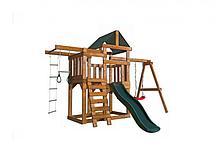Детская игровая площадка Babygarden Play 5 (цвет в ассортименте) (Темно-зеленый)