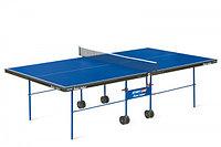 Стол теннисный Start Line Game Indoor BLUE с сеткой (6031), фото 1