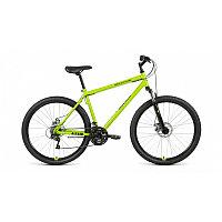 """Велосипед ALTAIR MTB HT 27,5 2.0 disc (27,5"""" 21 ск. рост 19"""") 2020-2021, зеленый/черный, фото 1"""