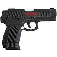 """Память Smart Buy """"Wild series"""" Пистолет 16GB, USB 2.0 Flash Drive, черный"""