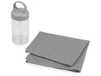 Набор для фитнеса Cross, серый