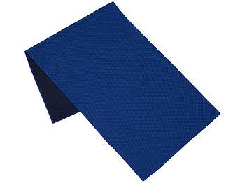 Полотенце для фитнеса Alpha, ярко-синий
