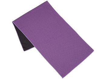 Полотенце для фитнеса Alpha, пурпурный