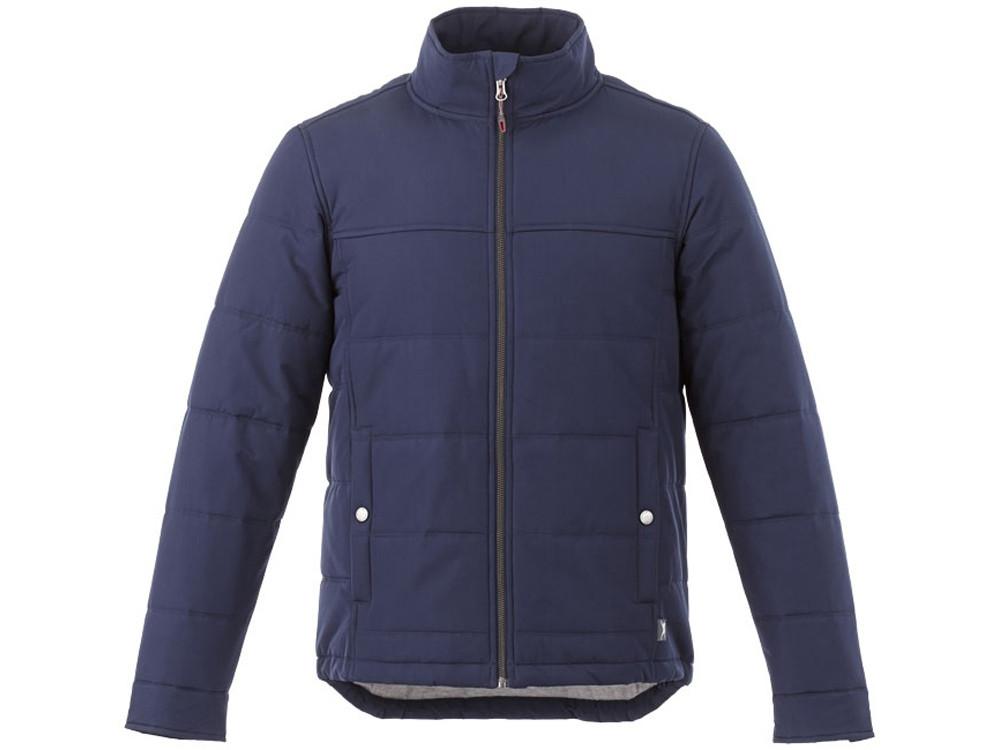 Куртка утепленная Bouncer мужская, темно-синий - фото 4