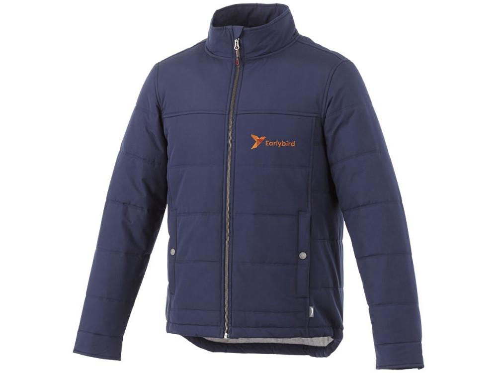 Куртка утепленная Bouncer мужская, темно-синий - фото 5