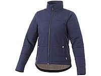 Куртка утепленная Bouncer женская, темно-синий