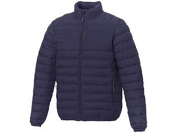 Мужская утепленная куртка Atlas, темно-синий
