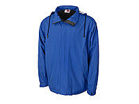Куртка мужская с капюшоном Wind, кл. синий