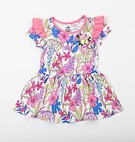 Batik Платье для девочки (00049_ВАТ)