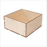 Коробка из фанеры. Пенал
