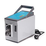 Электрические машины для серийной зачистки и опрессовки