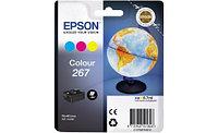 Картридж Epson C13T26704010 Tri-colour Ink for WorkForce WF-100W