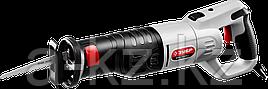 Пила сабельная (электроножовка), ЗУБР ЗПС-1100 Э, 1100 Вт, 800-2700 ход/мин, рез 230 мм (дерево),