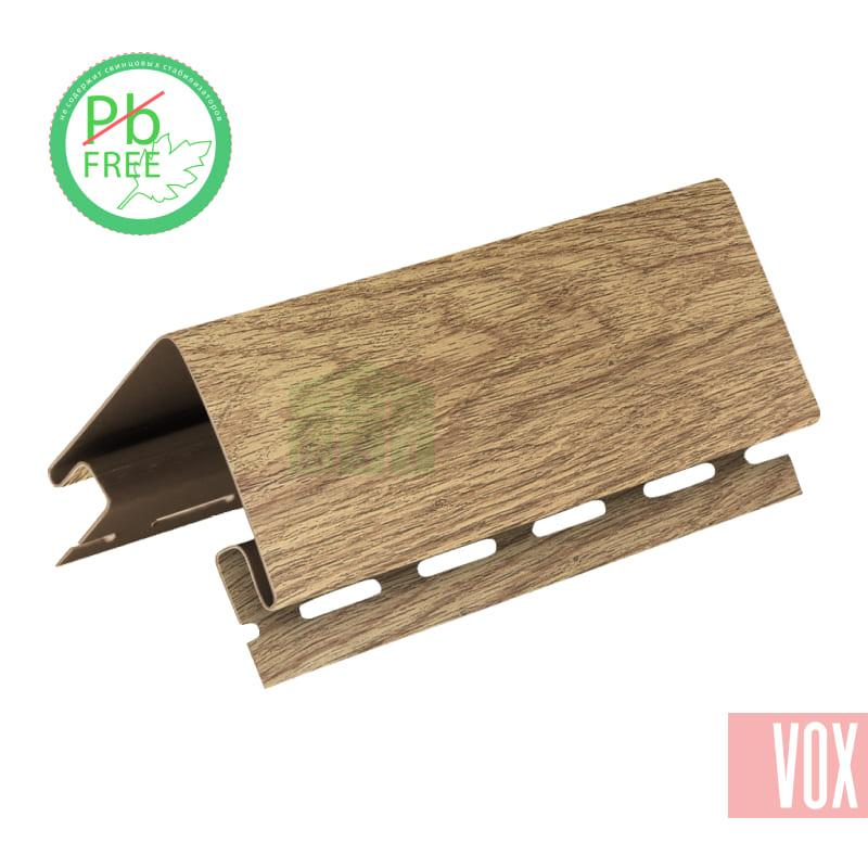 Наружный угол VOX SVP-12 Max-3 (медовый дуб)