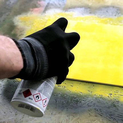 Краска TYTAN аэрозольная, черная матовая, фото 2