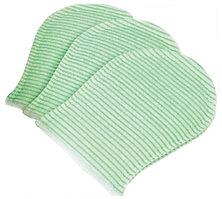 Рукавицы для мытья Abena, пропитанные PH нейтральным мылом DISPOBANO Glove 25х17 см, 20 шт. (с алоэ)