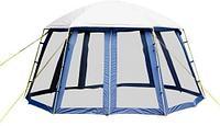 Тент Wehncke Universal-Pavillon XL белый-синий