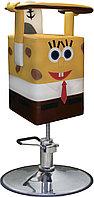 AS-3332 Кресло парикмахерское детское SpongeBob