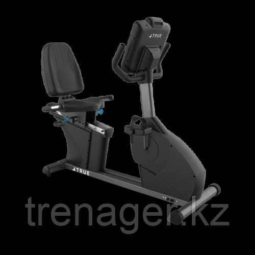 Горизонтальный велотренажер TRUE C400 + консоль Emerge