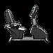 Горизонтальный велотренажер TRUE C400 + консоль Emerge, фото 3