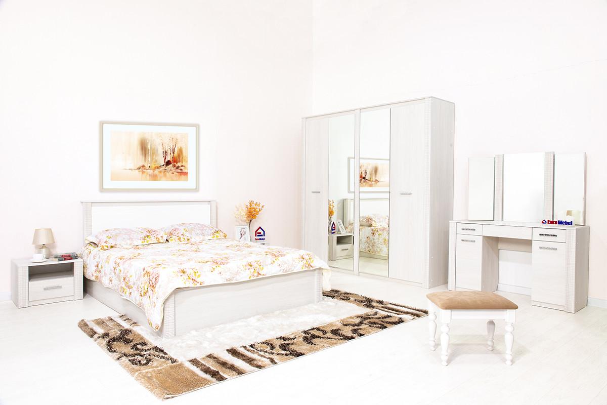 Комплект мебели для спальни Гамма 20, Сандал, СВ Мебель(Россия)