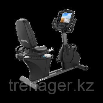 Горизонтальный велотренажер TRUE C400 + консоль Envision