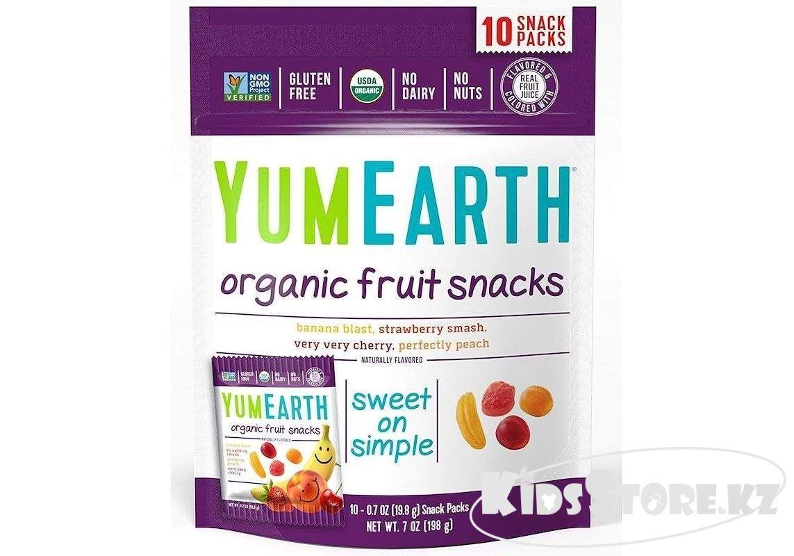Органические фруктовые закуски 50 гр