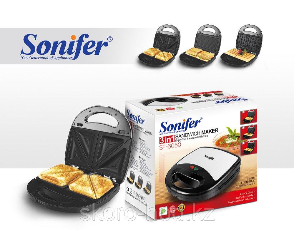 Вафельница Sonifer
