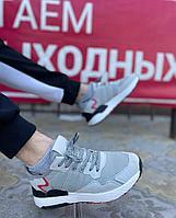 Кросс Adidas серые