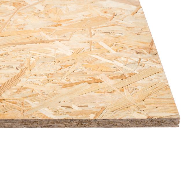 Виды древесных плит