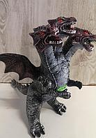 Трехглавый дракон со звуком, Кин Гидора
