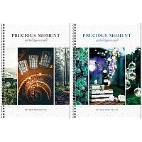 """Тетрадь общая ArtSpace """"Стиль. Precious moments"""", А4, 80 листов в клетку, на спирали"""