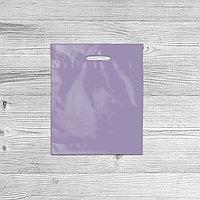 Пакеты с логотипом 60х60, Фиолетовый